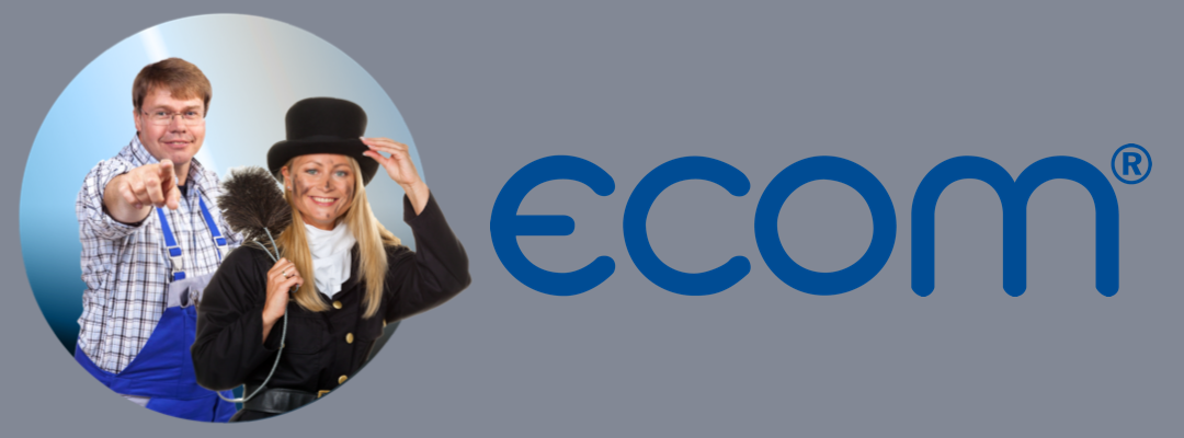 Agentur på ECOM