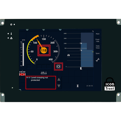 Deuta Werke Multi-funktions Terminal - HH Instruments er dine eksperter inden for sensorer og rekordere til togindustrien