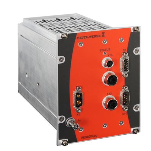 Deuta Werke REDBOXlog Multi-funktionsrekorder - HH Instruments er dine eksperter inden for sensorer og rekordere til togindustrien