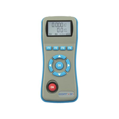 ECOM-DP Profi set - HH Instruments er dine eksperter inden for røggasanalyse