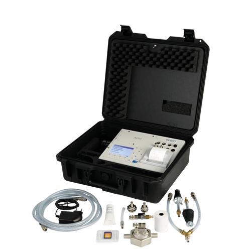 ECOM DP3 - HH Instruments er dine eksperter inden for røggasanalyse