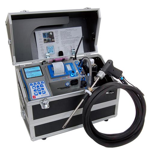 ECOM-J2KN - HH Instruments er dine eksperter inden for røggasanalyse