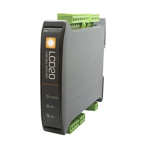 Mantracourt - LCD20 - HH Instruments er dine eksperter inden for strain gauges måling