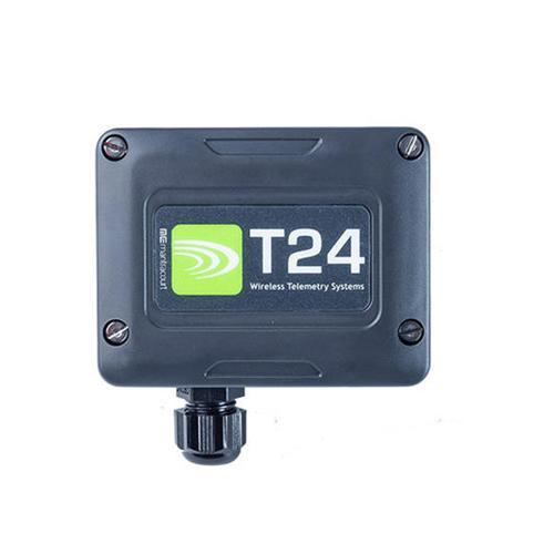 Mantracourt - T24 trådløs - HH Instruments er dine eksperter inden for strain gauges måling